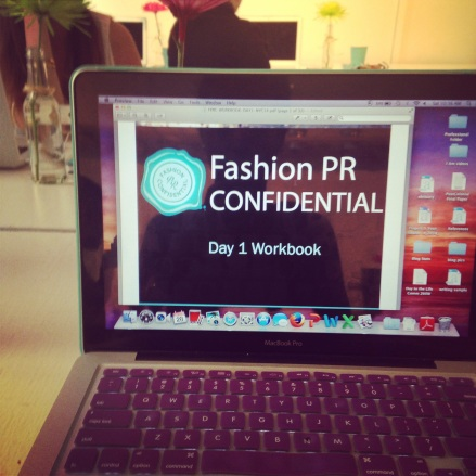 Fashion PR Con!