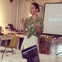 Guest Speaker: Ruthie Friedlander- ELLE.com
