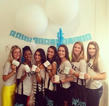 PR Girls!