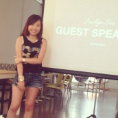 Guest Speaker: Jaclyn Siu - Freelance Social Media Strategist